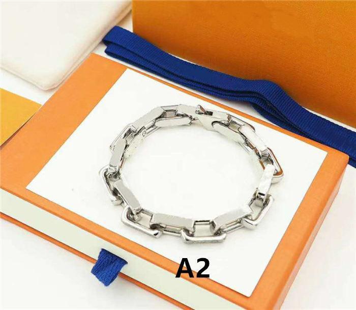 Hot Sale Unisex Bracelet Fashion Bracelets for Man Women Jewelry Adjustable Chain Bracelet Fashion Jewelry 5 Model Optional