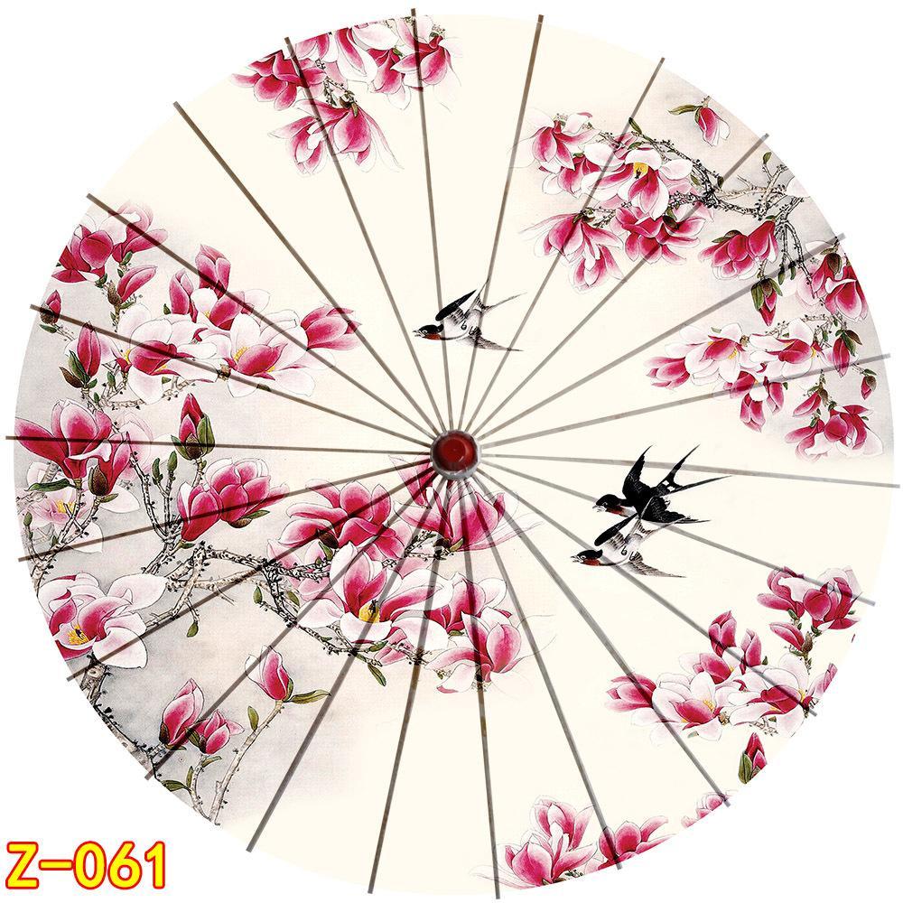 Parasole per Decorazioni per Matrimoni Decorazioni per Matrimoni Taglia : #1 : Thank You Nikou Ombrello di Carta Ombrello di Carta Bianca Ombrello Cinese Giapponese