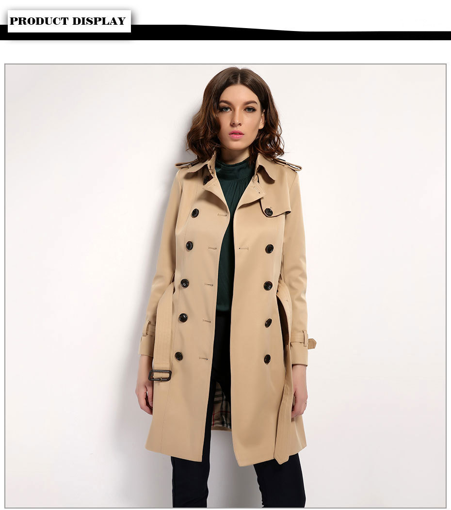 Double Button Trench (3)