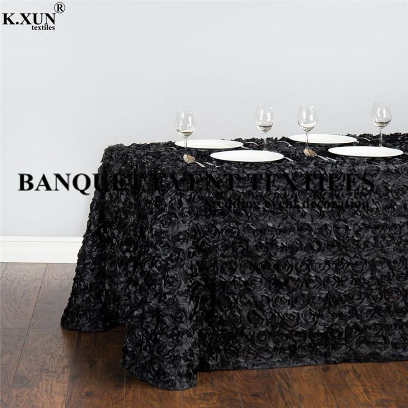 88130-060411-88-x-130-in.-Rectangular-Rosette-Satin-Tablecloth-Black_main_1000x1000