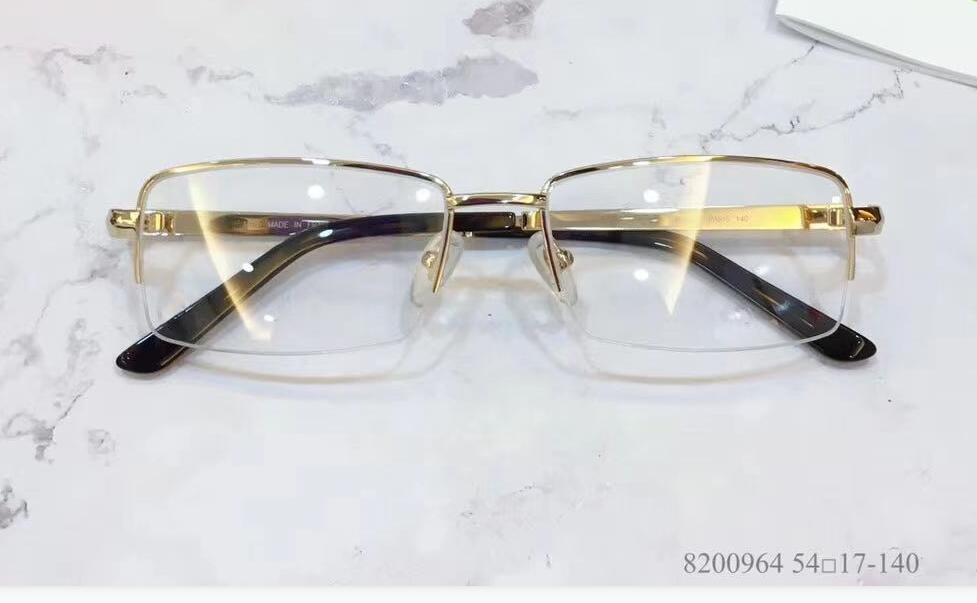 New glasses frame clear lense glasses myopia eyeglasses Retro oculos de grau men and women myopia eyeglasses frames with case