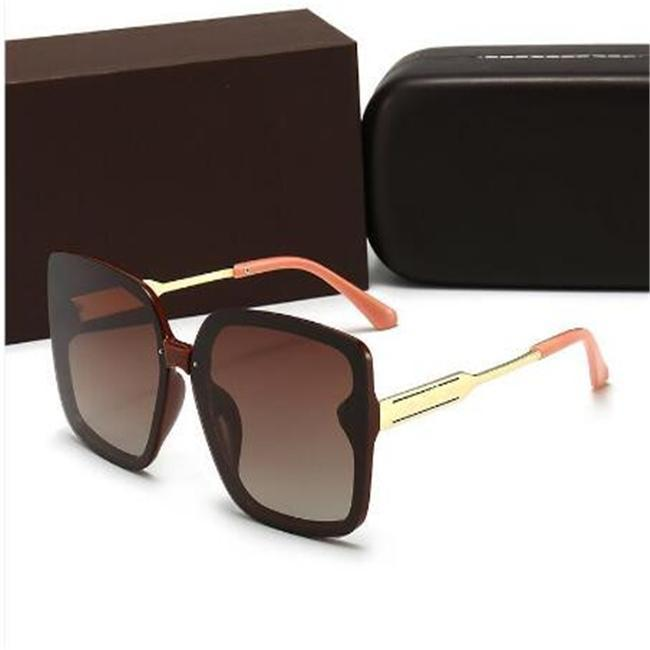luxury su nglasses Mens designer Sunglasses G4286 Brand Sunglasses Fashion Polarized Sunglasses for Mens Summer Driving Glass no BoX