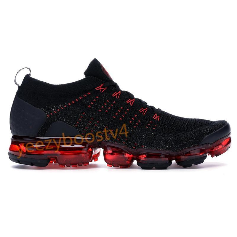 New Fly 2.0 Running Shoes 1.0 Triple Black Multi-Color CNY Pure Platinu White Dusty Cactus midnight navy Men Women Sneakers Tag