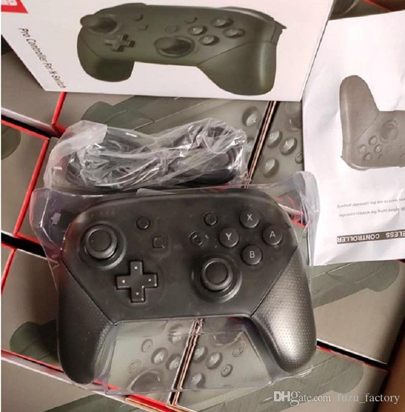 Bluetooth Wireless Controller for Switch Pro Controller Gamepad Joypad Remote for Nintend Switch Console Gamepads Joystick