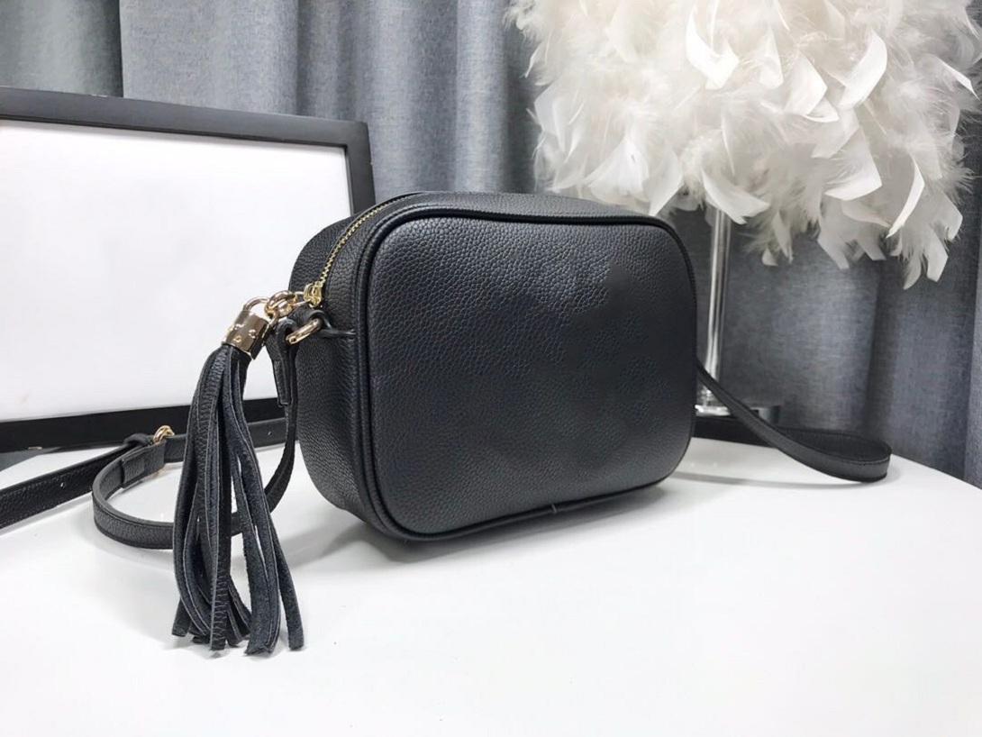 2020 New Hot Highest Quality luxury designer bag G Soho disco bag Women Handbags Crossbody Disco Shoulder Bag Fringed Messenger Bags