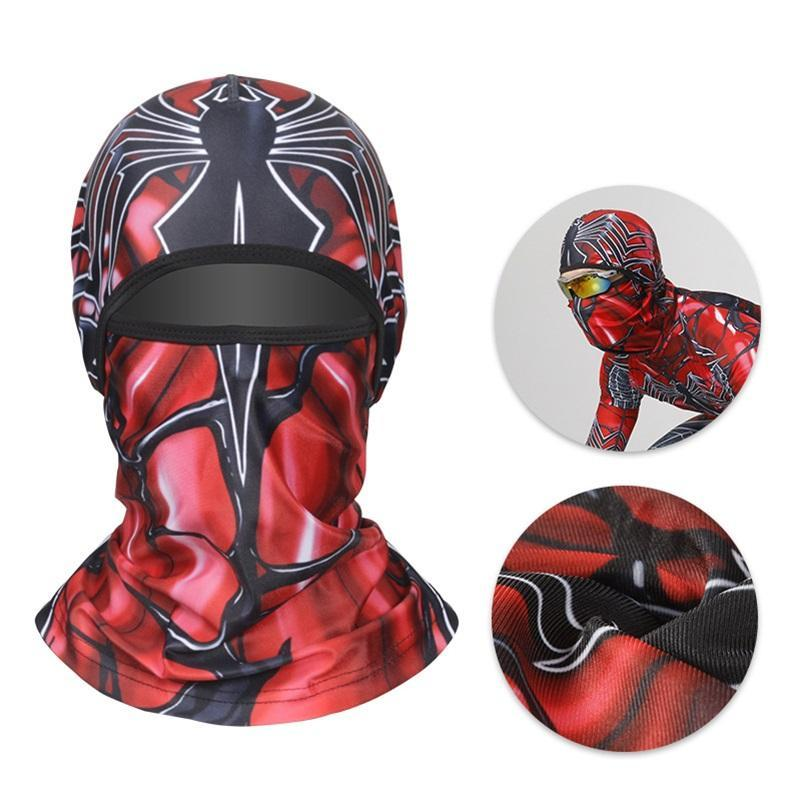 Cycling sports Riding hood face mask magic scarf headscarf Bicycle scarf outdoor fishing neck scarf summer sunscreen mask