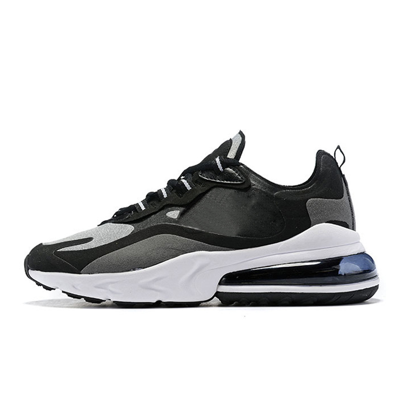 2019 react shoes for Men Women Top quality BAUHAUS OPTICAL all balck grey white mens trainers breathable sneakers 40-45