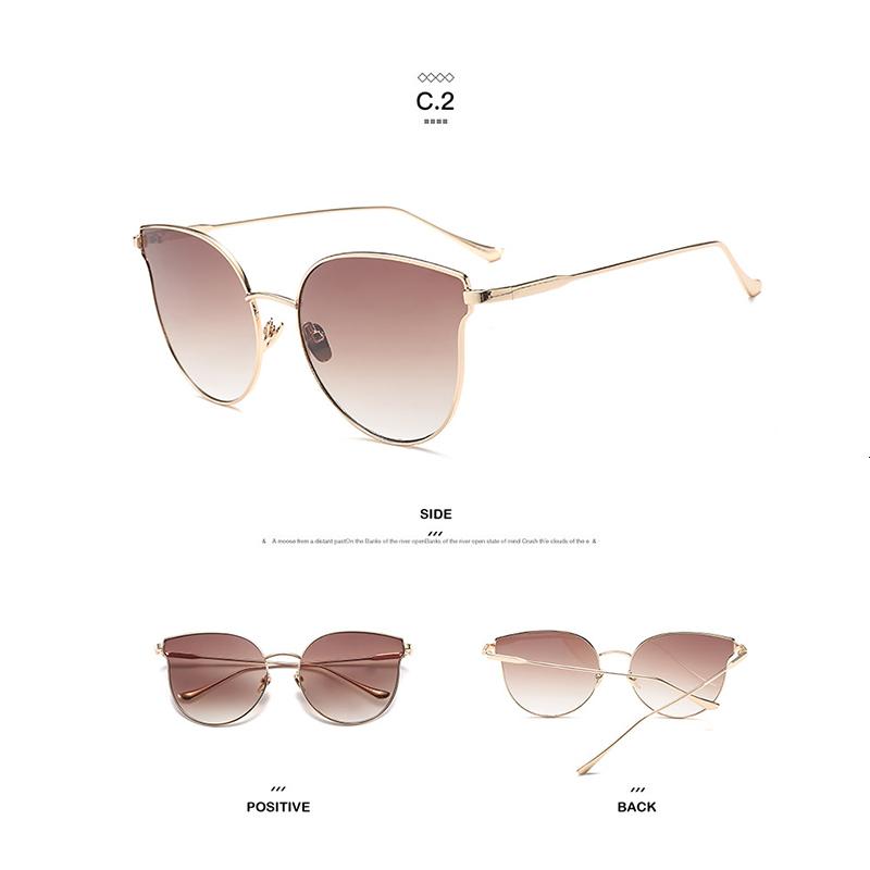 gold frame clear lens glasses (6)