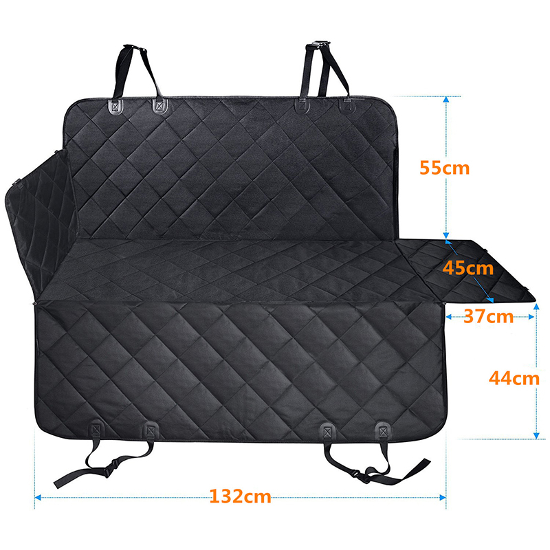 Pet Car Seat Covers For Big Dogs Waterproof Back Bench Seat Car Interior Travel Accessories Dog Carriers Car Seat Covers Mat2
