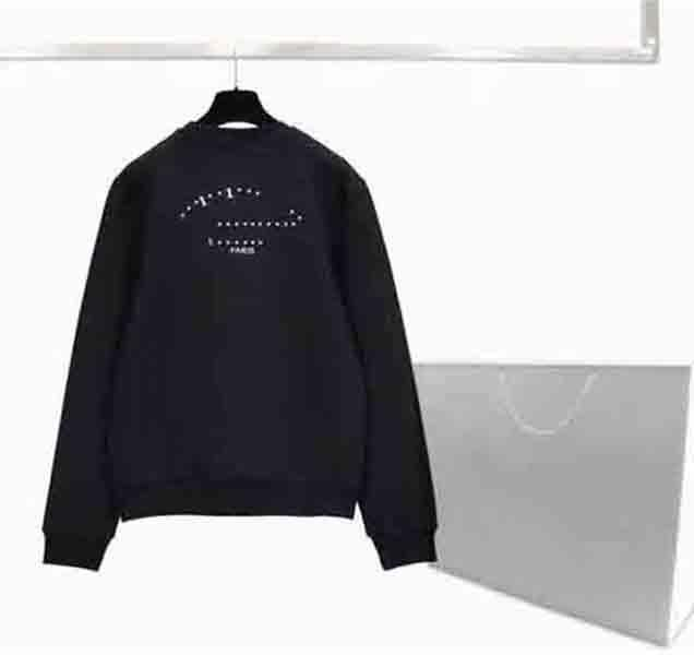 20FW Mens Hoodies Sweater Fashion Sweatershirt Hooded Loong Sleeve Men Women Couple Pullover Letters Curve Printed Tops