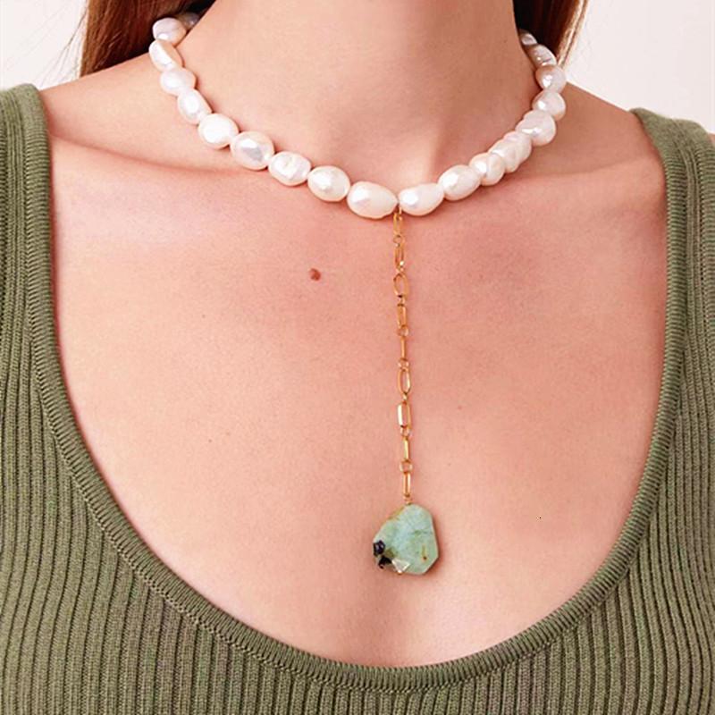 Venta-al-por-mayor-Collar-bohemio-de-Moda-2019-de-perlas-de-agua-dulce-naturales