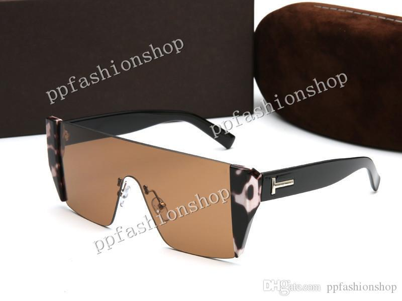 97375 Sunglasses Luxury Men Brand Designer Fashion Square Frame UV Protection Lens Popular Sunglasses Top Quality Come With Case