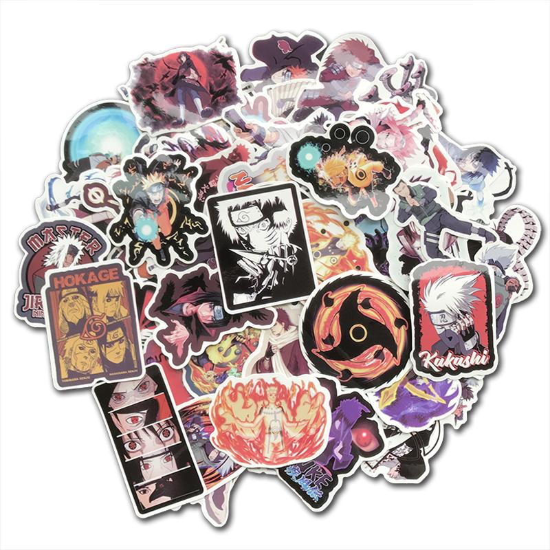 70pcs naruto sticker 2