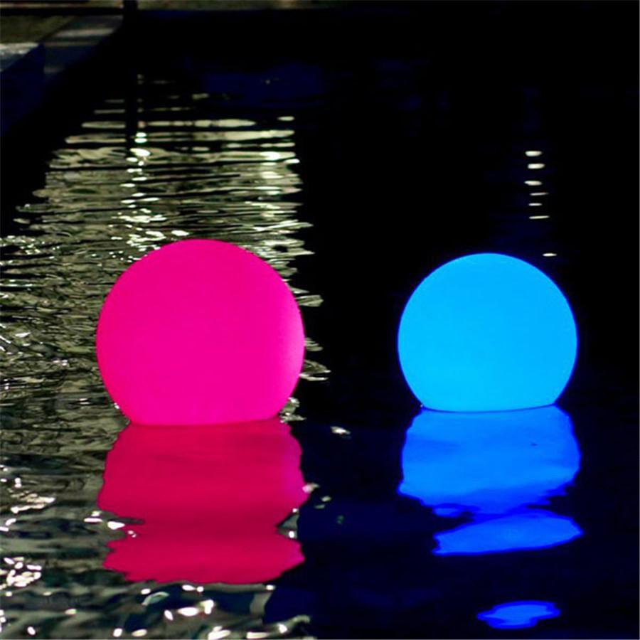 8PCS-Free-Shipping-20cm-Led-Illuminated-Swimming-Pool-Floating-Ball-Light-for-holidays