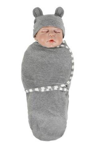 2pcs-set-0-3-Months-Newborn-Wrapping-Swaddle-Anti-shock-Baby-Wrap-Blanket-Baby-Hat-Sleeping.jpg_640x640 (1)