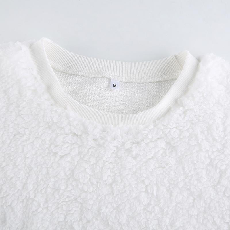 Furry Sweatshirt (1)