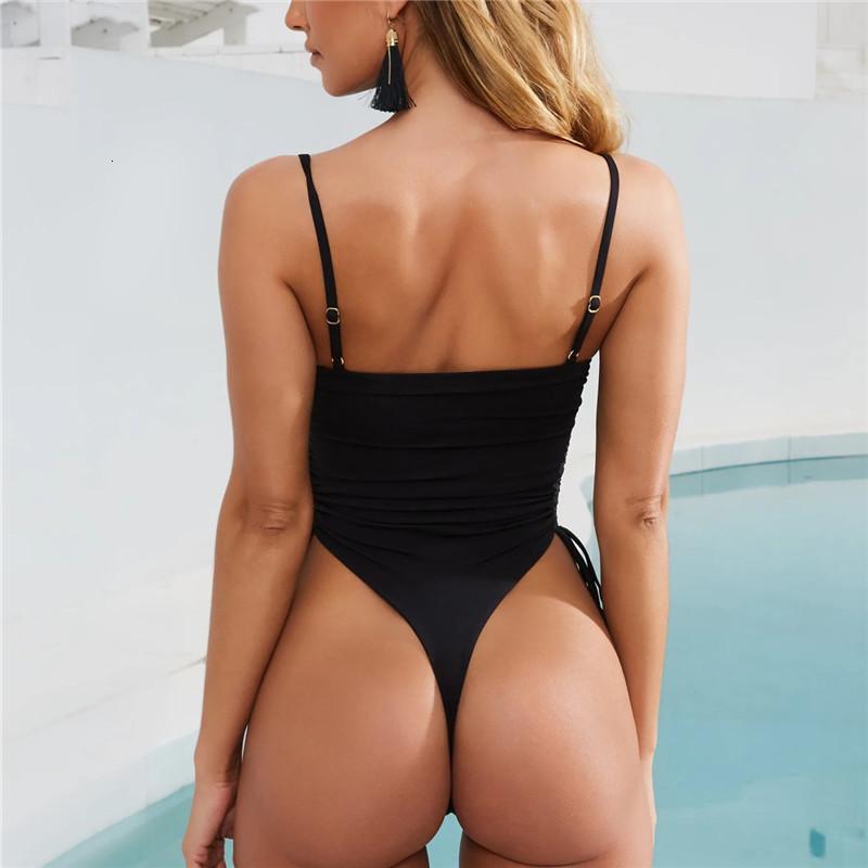 Sexy Hollow Bikinis Fashion Bow Leopard Swimsuit High Waist Swim Bikini Beach Backless Swimwear Summer Lady Bathing Suit