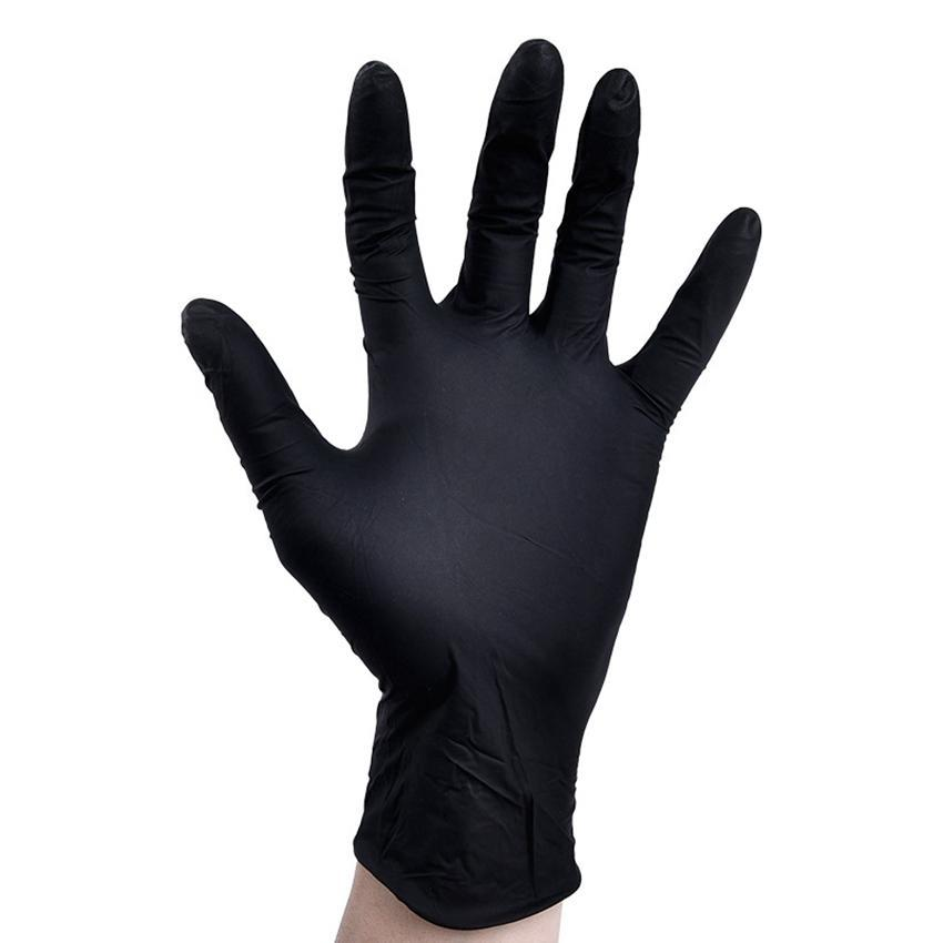 Disposable Nitrile Gloves Protective Glove Disposable Work Safety Glove Elastic Rubber Gloves Kitchen Garden Protective Gloves ZZA2288