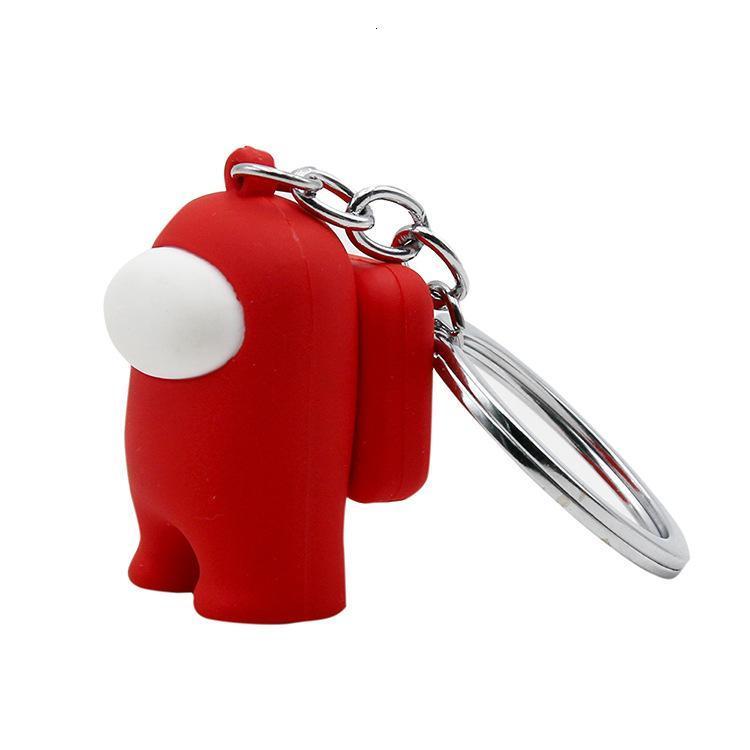 Fashion Among Us Keychain Among Us Plush Toys Key Chain Wedding Gifts Bag Pendant Key Ring For Kids Boys And Girls Christmas