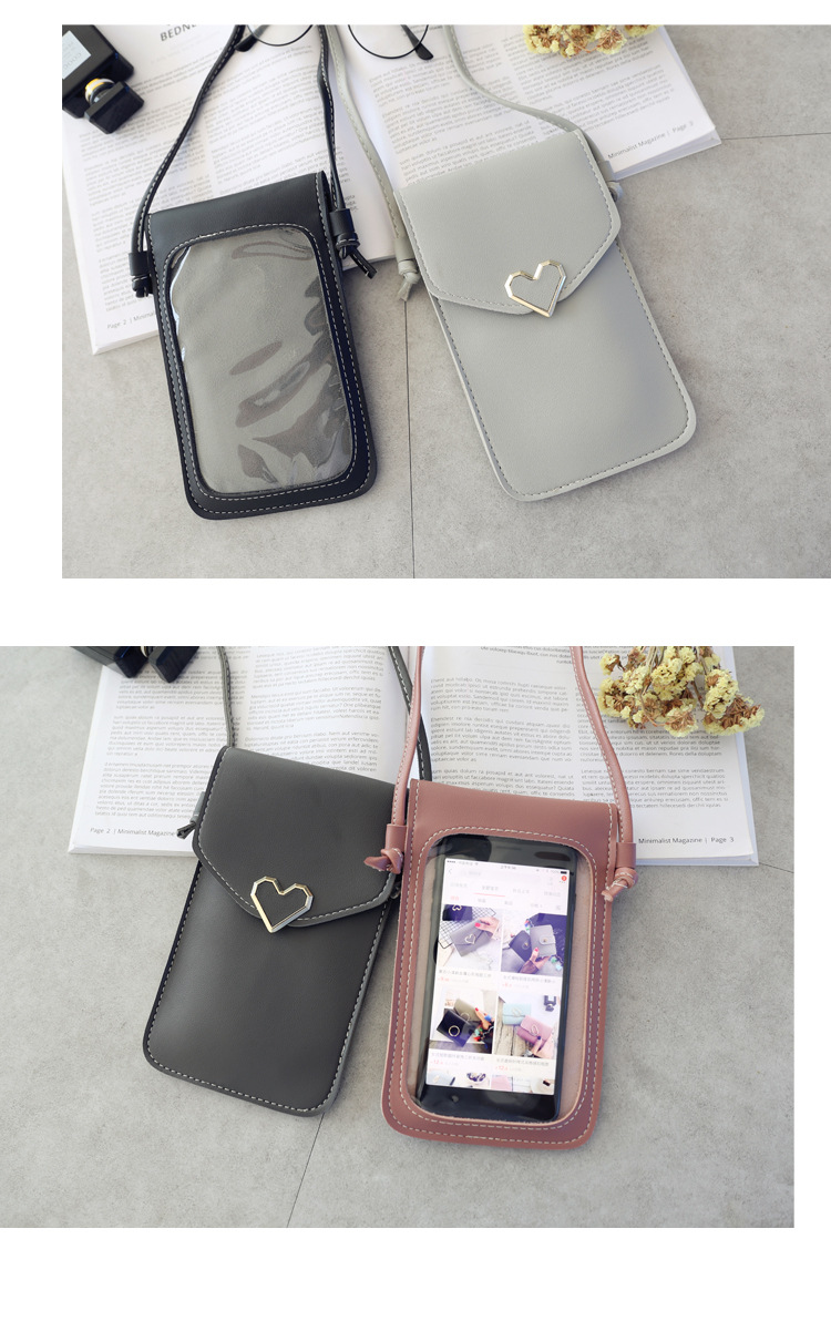 Touch-Screen-Cell-Phone-Purse-Smartphone-Wallet-Leather-Shoulder-Strap-Handbag-Women-Bag-for--X (2)