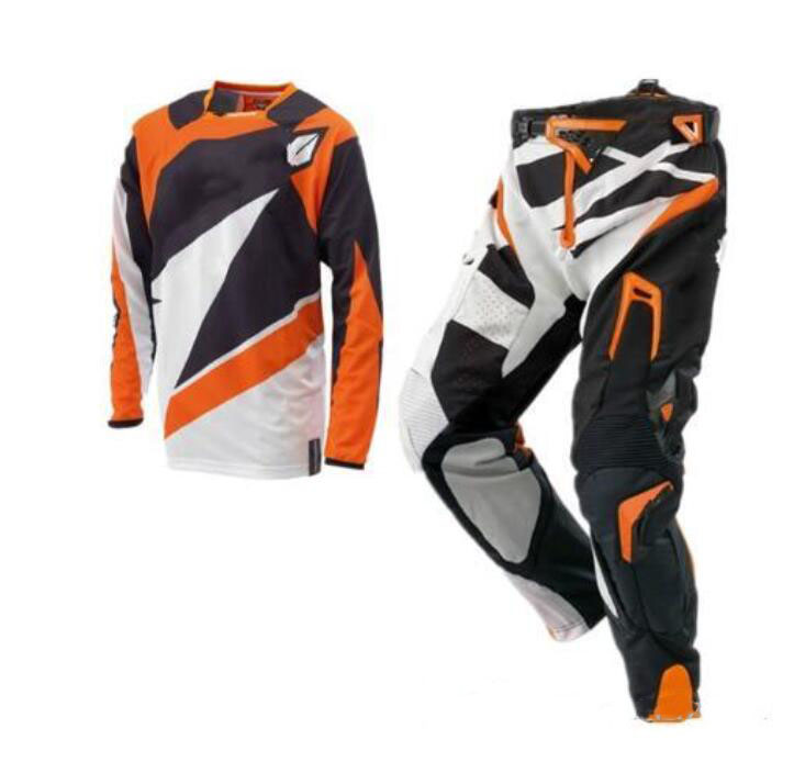 New off-road suit summer off-road motorcycle racing suit men's downhill riding suit anti-fall equipment