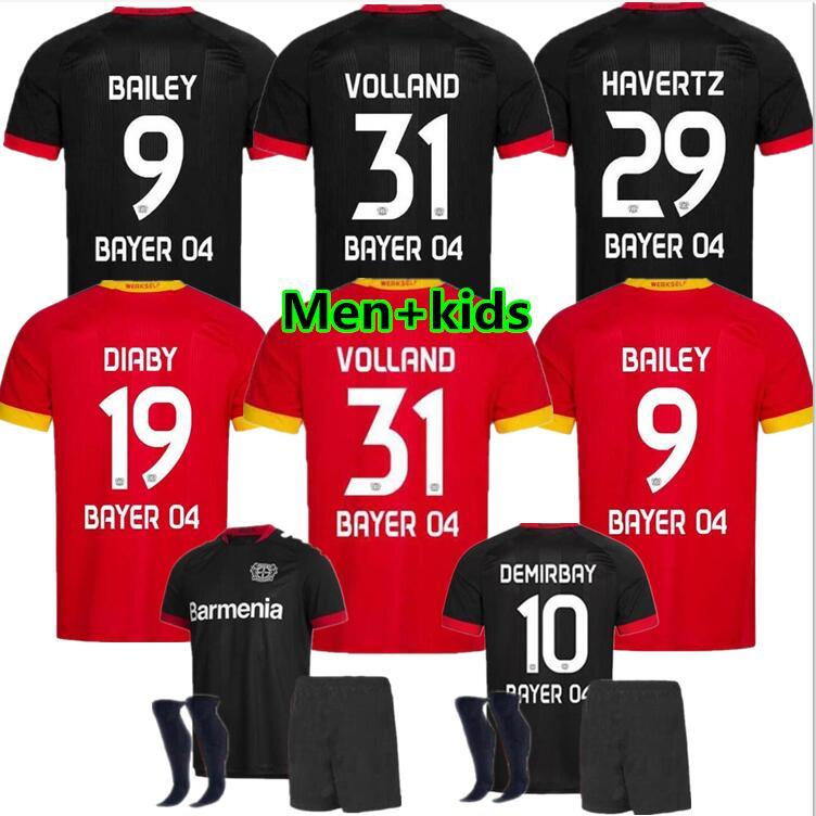 20/21 Leverkusen Soccer Jersey .BENDER 20/21 Bayer 04 Leverkusen ...
