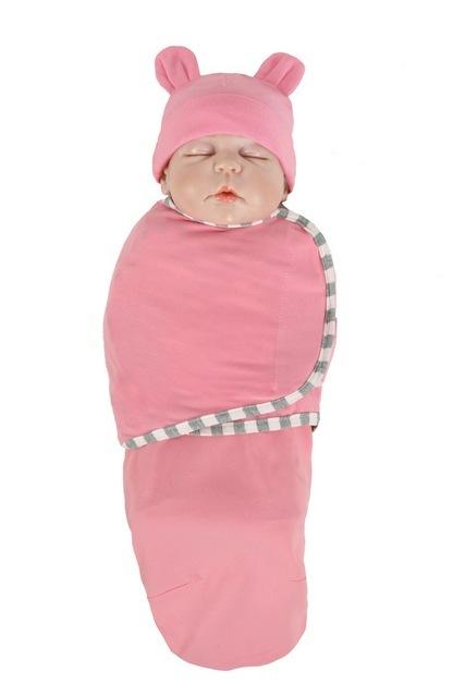 2pcs-set-0-3-Months-Newborn-Wrapping-Swaddle-Anti-shock-Baby-Wrap-Blanket-Baby-Hat-Sleeping.jpg_640x640 (3)