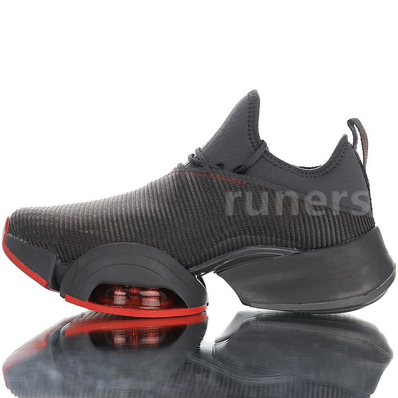 2020 New Zoom Superrep Marathon Men Running Shoes Cushion Lightweight Bow Sports Jogging Cushion Shoes Black White Women Sneakers BQ0820-046