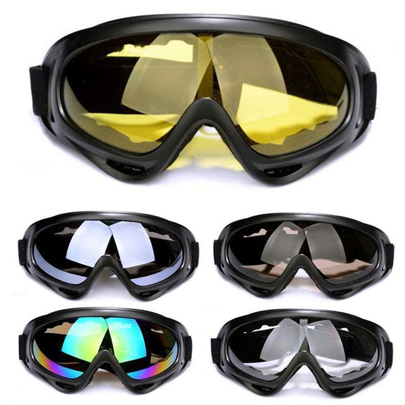 Ski Snowboard Goggles Mountain Skiing Eyewear Snowmobile Winter Sport Gogle Snow Glasses UV400 Dustproof Moto Cycling Sunglasses