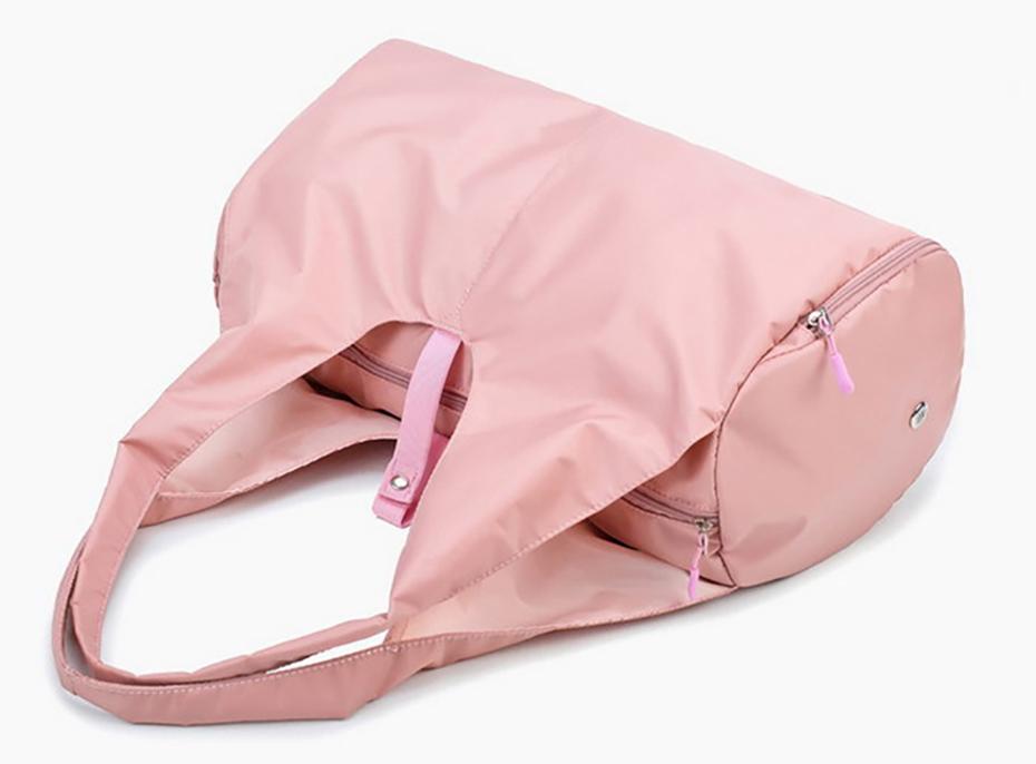 Waterproof Yoga Mat Bag Gym Fitness Bags for Women Men Training Sac De Sport Travel Gymtas Nylon Outdoor Sports Tas Sporttas15