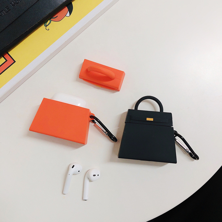 Bag style silicone Airpods pro Case For Airpod case design For Airpods Case