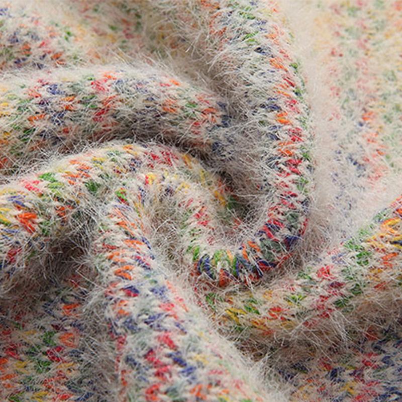 Girl Sweater coat 2020 Winter Kids Cloak Warm Sweater Casual Baby Girls Sweater cardigan Outwear Clothes 6 8 years