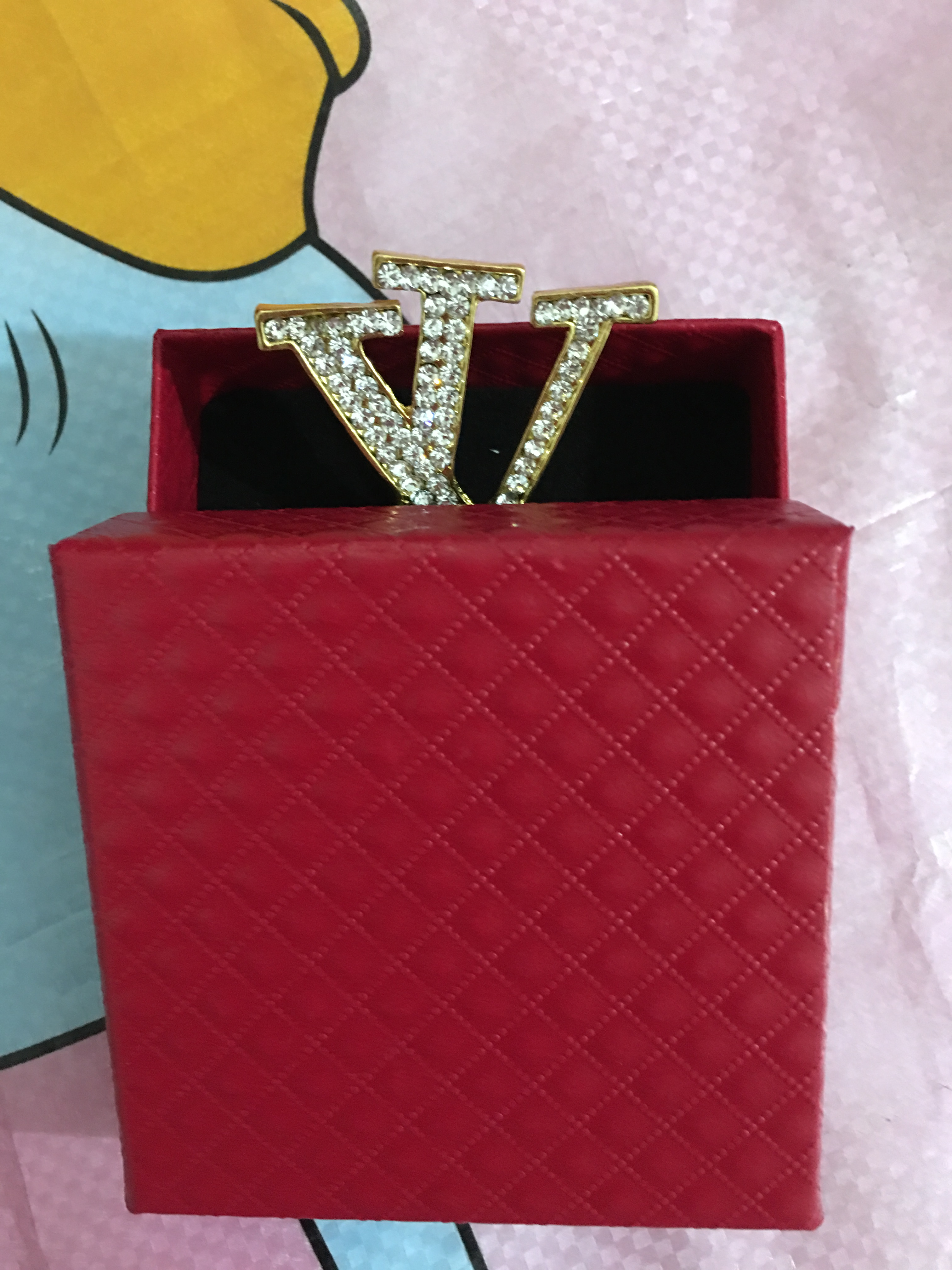 2021 Hot Sale Letter Design Brooch Sparkling Crystal Rhinestone Pin Ladies Girl Western Accessories Fast Delivery