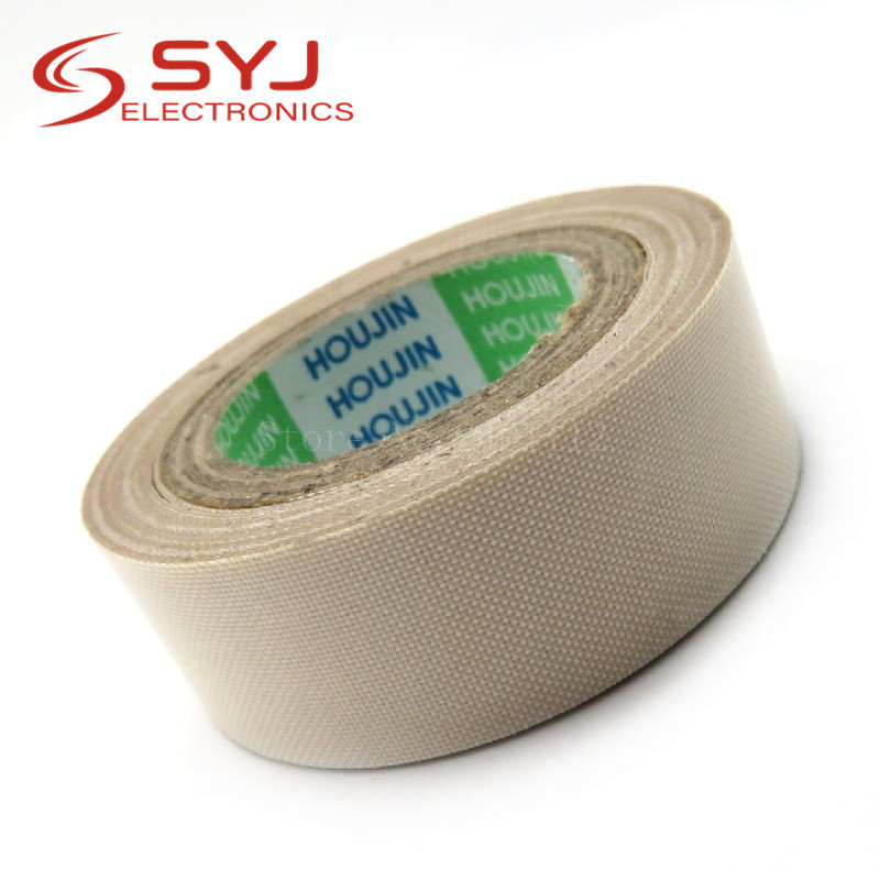 0.13MM *19MM High Temperature PTFE Teflon Adhesive Tape Insulation PCB BGA Tool