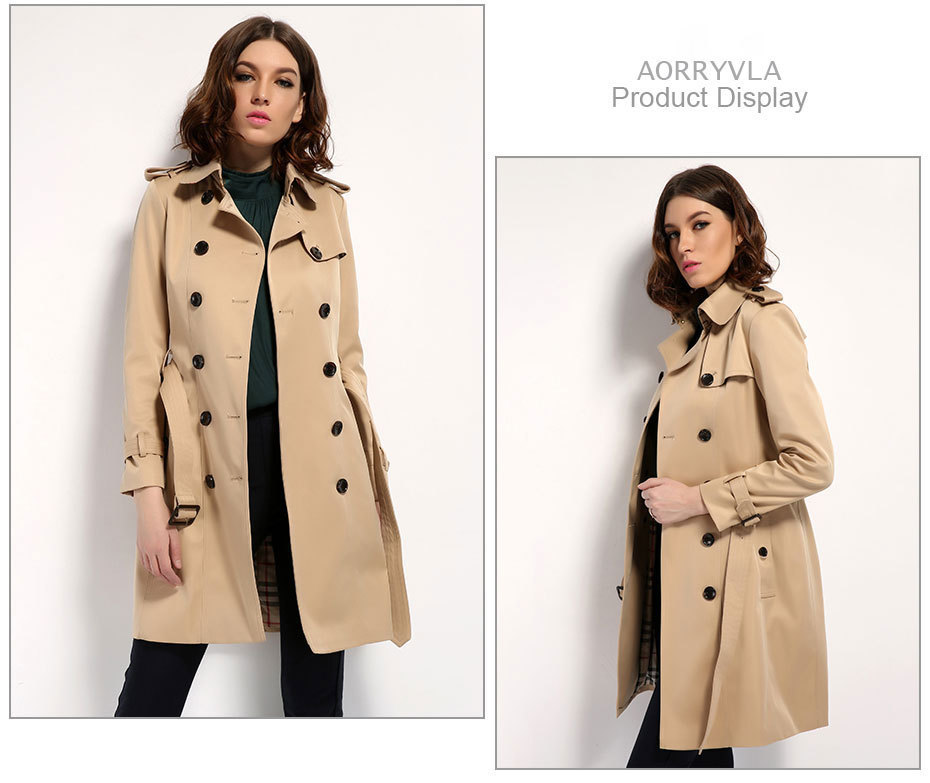 Double Button Trench (5)