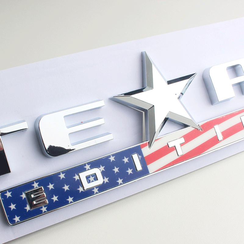 TEXAS EDITION badge 10