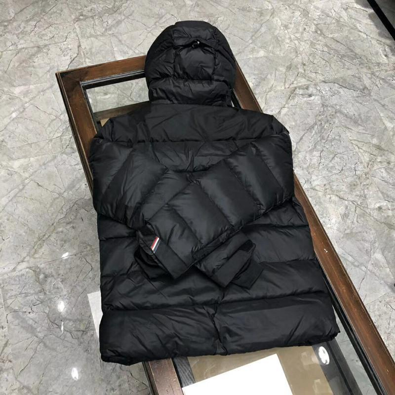 Men winter jacket comfortable soft down jacket 90% goose casual leveda maya fashion coat size 1-6