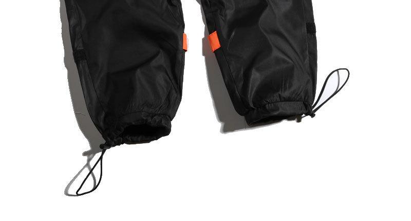 Side Pockets Cargo Harem Pants 8