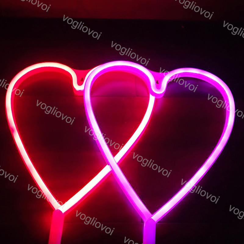 Room Seven Herzen hearts red-blue-white colour Boys F1343 Dekoration Neu/&OVP