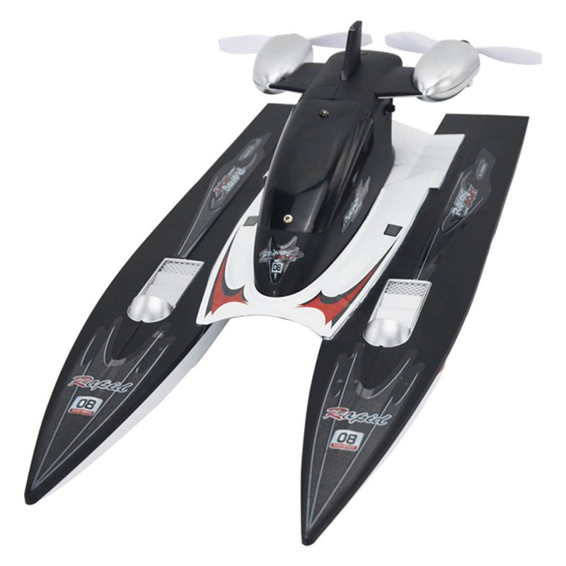 EAL T10 RC Boat Intelligent Wireless Electric Fishing Bait Remote Control Boat F