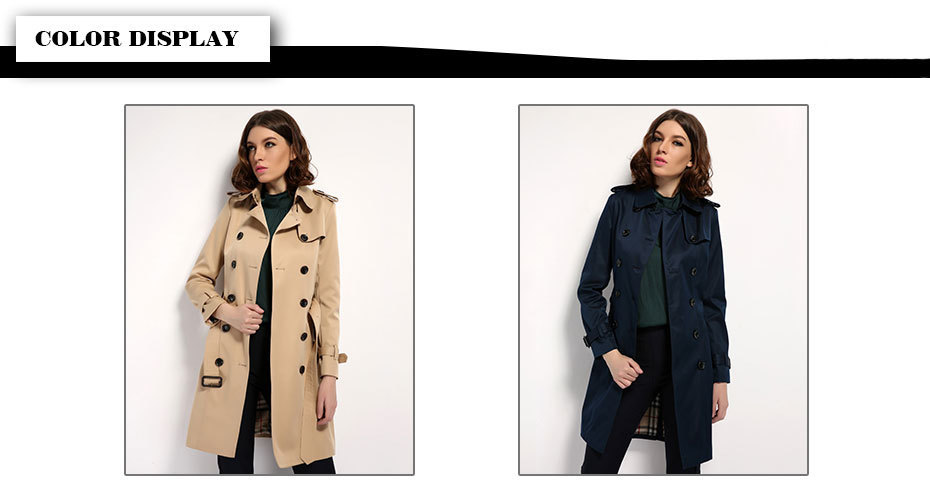 Double Button Trench (2)