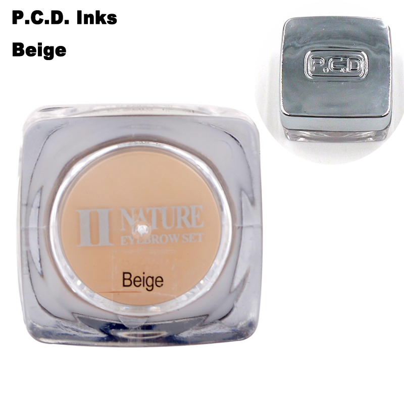 PCD-Bright-Coffee-Paint-Professional-Eyebrow-Micro-Tattoo-Ink-Set-Lips-Microblading-Permanent-Makeup-Pigment-Colorfastness-Beige