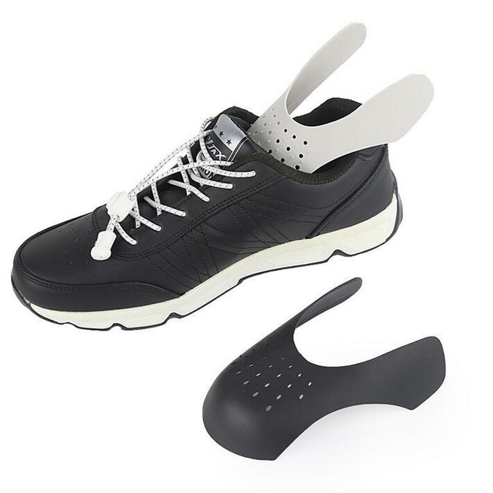 Shoes Shields for Sneaker Anti Crease Wrinkled Fold Shoe Support Toe Cap Sport Ball Head Stretcher Trees Multi Sizes