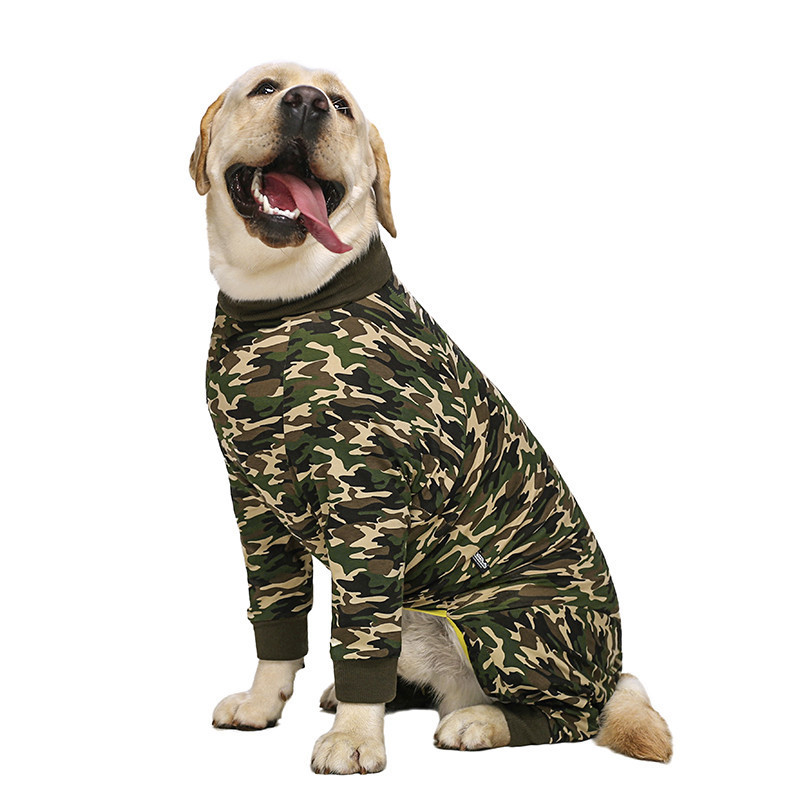 dog clothes Camouflage (10)