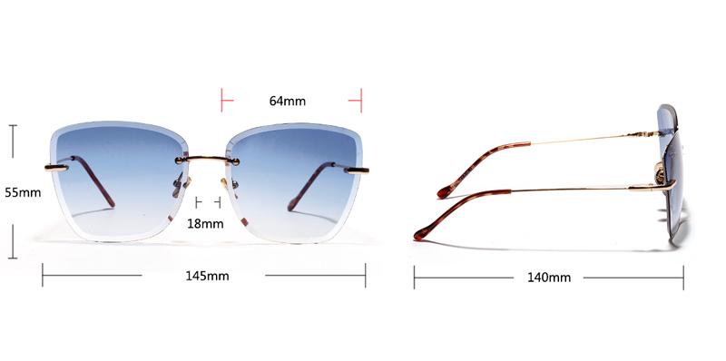 rimless sunglasses 2031 details (3)