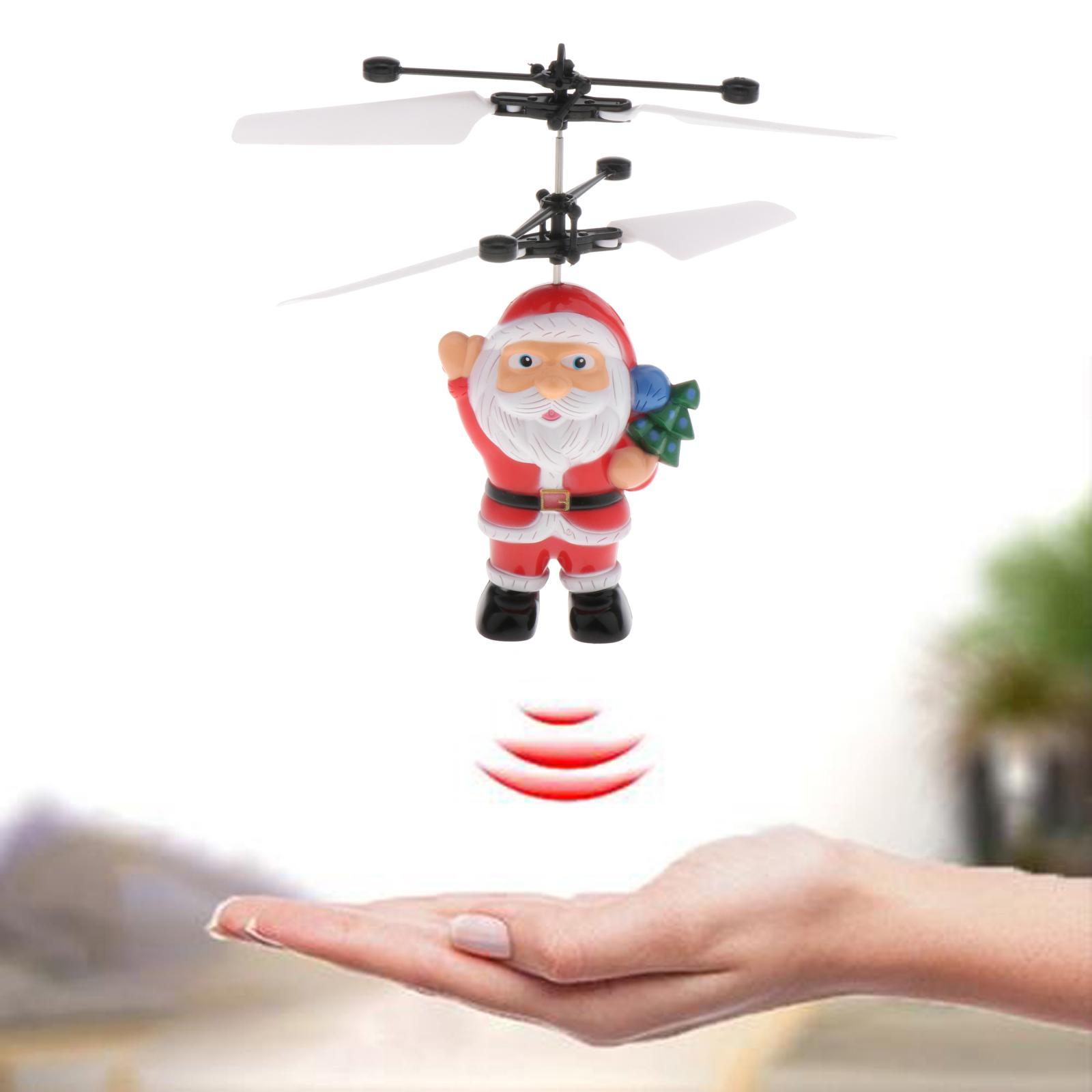 Rc Helicopter Indoor Flying Ball Induction Aircraft Toy Kids Floating Ball Helicopter Drone Fairy Toys Christmas Gift For Kids