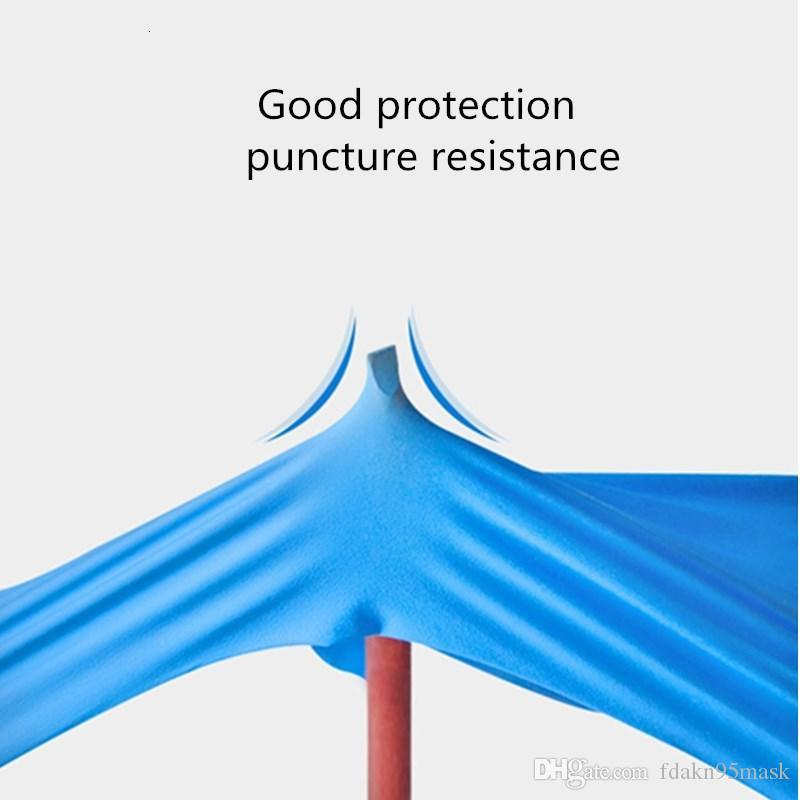 Stocks PVC Nitrile Gloves Food Grade Waterproof Allergy Free Work Safety Disposable Gloves Mechanic Latex Exam House Gloves