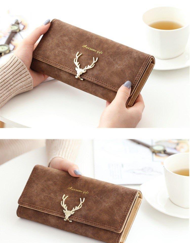 portefeuille femme carteira feminina