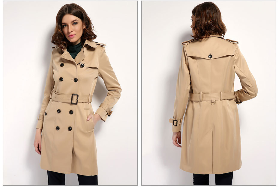 Double Button Trench (4)