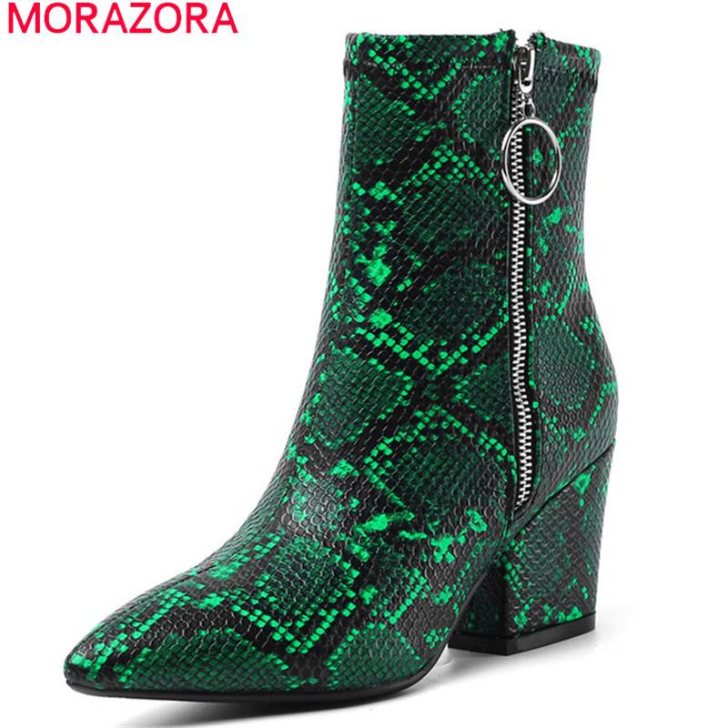 Wholesale Men Zipper Dress Boots - Buy